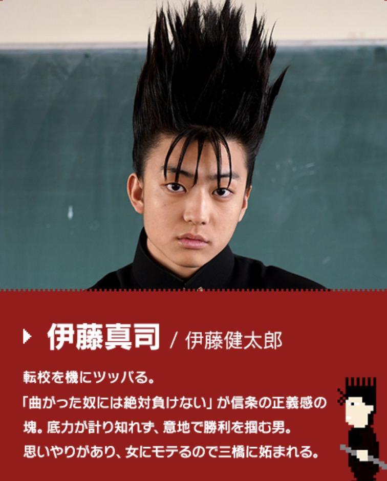 伊藤真司役:伊藤健太郎