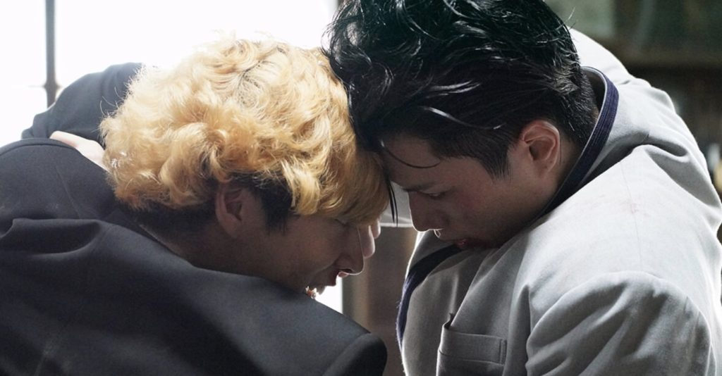 実写ドラマ『今日から俺は!!』3話のあらすじ