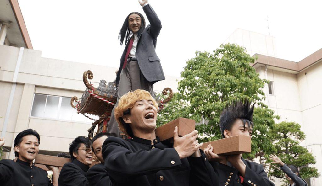 実写ドラマ『今日から俺は!!』6話のあらすじ