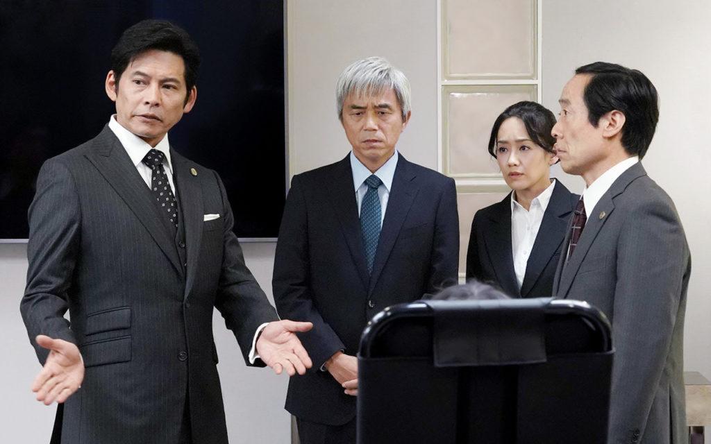 月9ドラマ日本版『SUITS/スーツ』の4話のあらすじ