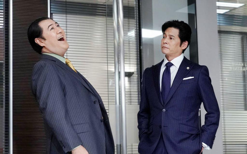 月9ドラマ日本版『SUITS/スーツ』の5話のあらすじ