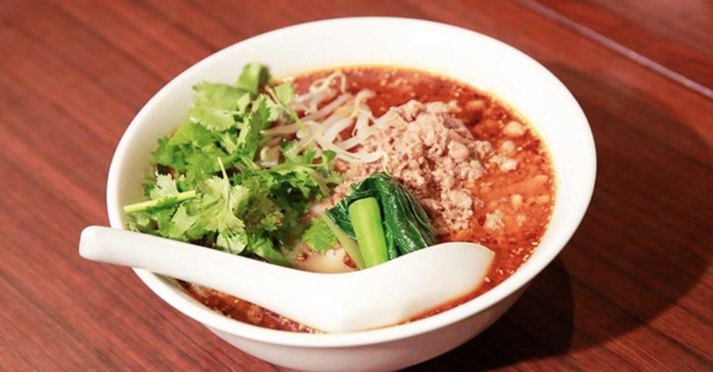 第三歩・刀削麺(港区赤坂)『陳家私菜(ちんかしさい) 赤坂店』