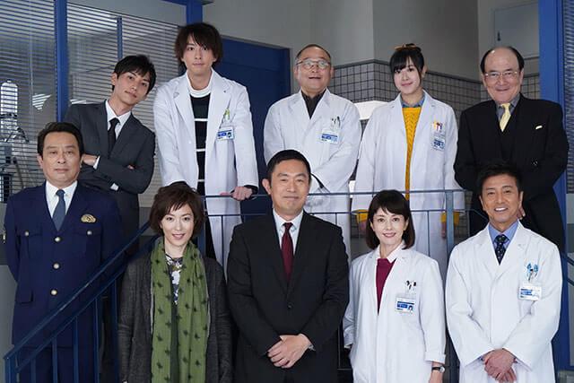 テレビ朝日・木曜20時〜『科捜研の女Season19』