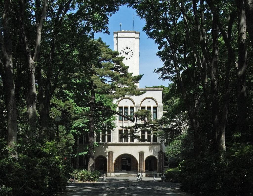 科学捜査研究所の外観撮影地は『東京農工大学 府中キャンパス』