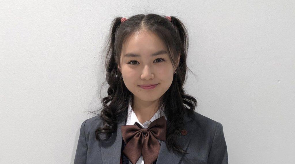 結城美咲役:箭内夢菜