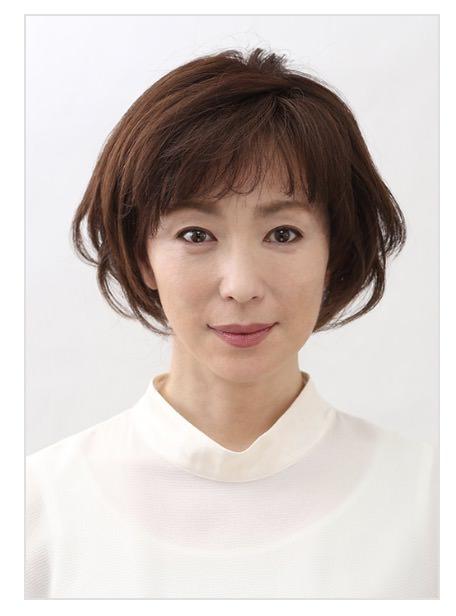 キズナ役:若村麻由美