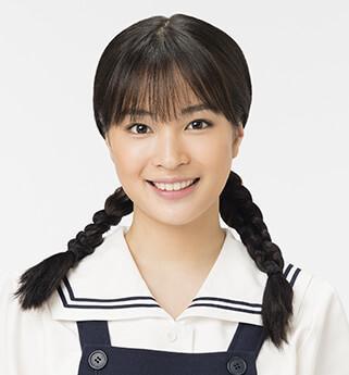 奥原なつ役:広瀬すず/(子供時代)粟野咲莉
