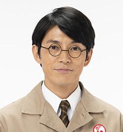柴田剛男役:藤木直人