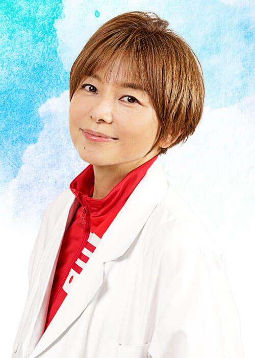 夏目茶子役:山口智子