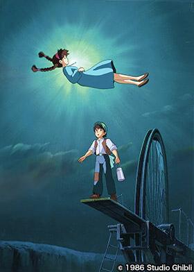 金曜ロードショー!スタジオジブリ映画映画『天空の城ラピュタ』のみどころ・ストーリー