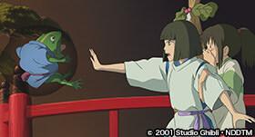 金曜ロードショー!スタジオジブリ映画『千と千尋の神隠し』のみどころ・ストーリー