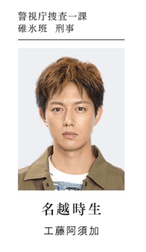 名越時生役: 工藤阿須加