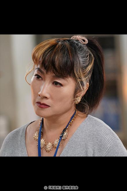 シン宮役:余 貴美子