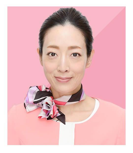 十文字美冴役:片岡京子