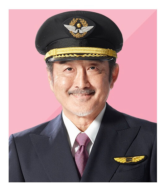 黒澤武蔵役:吉田鋼太郎
